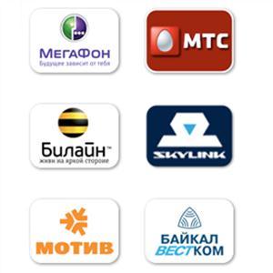 Операторы сотовой связи Лангепаса
