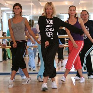 Школы танцев Лангепаса
