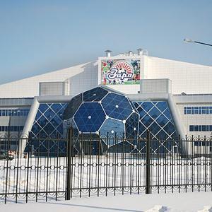 Спортивные комплексы Лангепаса