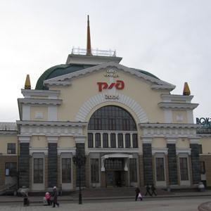 Железнодорожные вокзалы Лангепаса